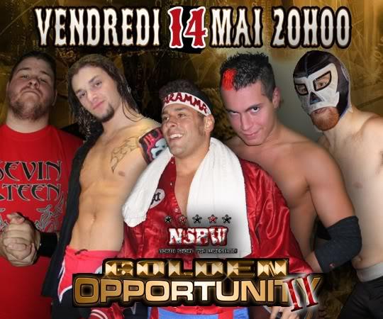 NSPW Golden Opportunity II 14 Mai 2010 14mai
