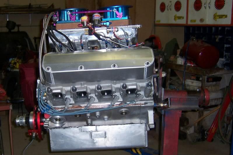 605 ci ALL ALUMINUM MOTOR NEW PRICE 100_1028