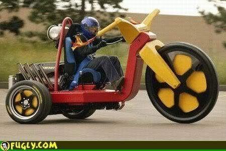 New Motorcycle Big_wheel-cycle