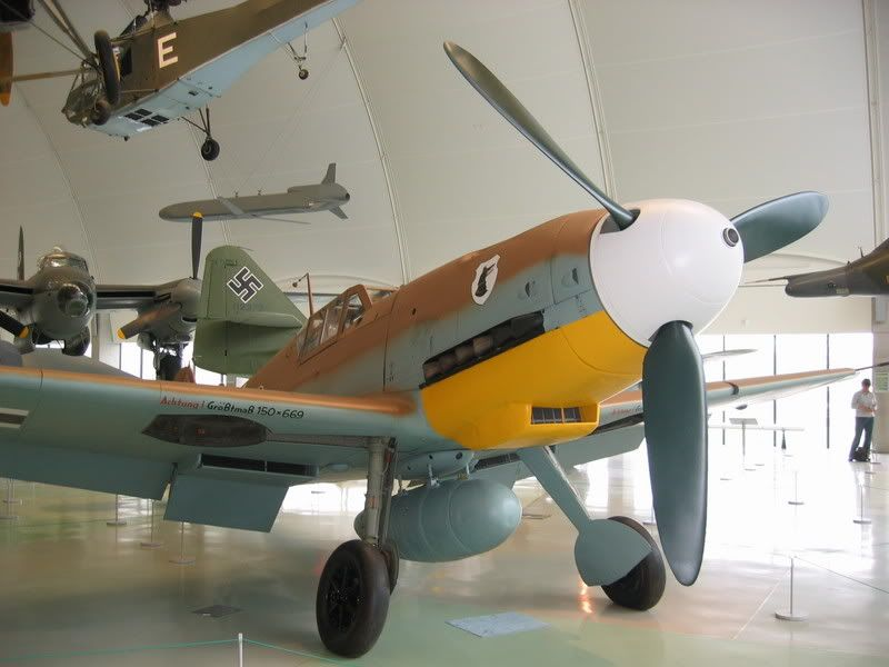 Look at THAT !! Bf109-1
