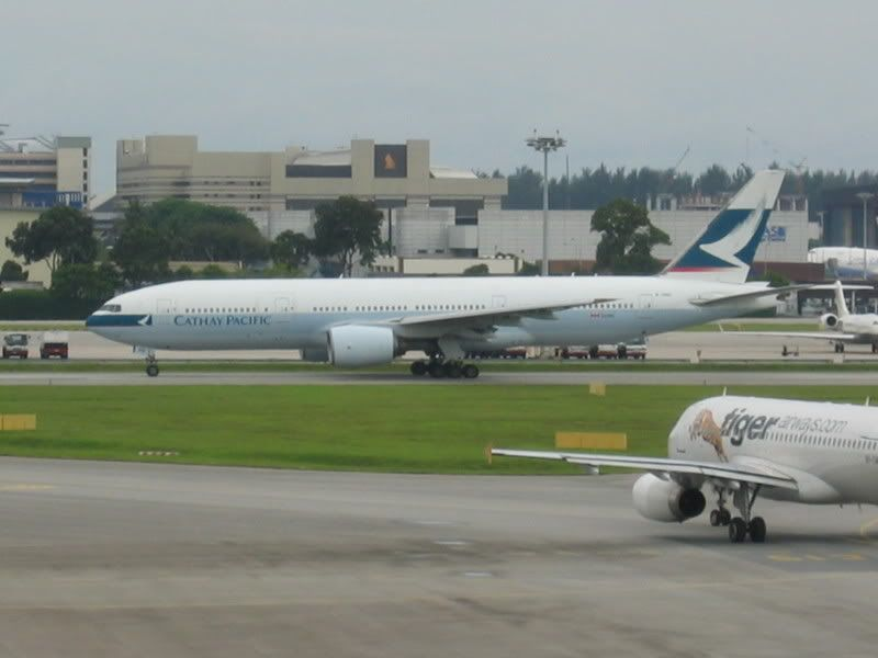 Look at THAT !! Cathay777
