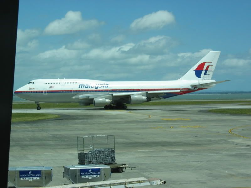 Look at THAT !! Malaysia747