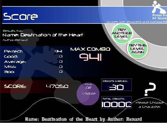 ~Z~ FFR Scores. DestinationoftheHeartAAA