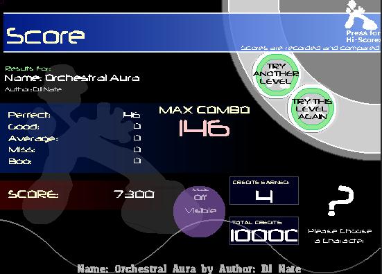 ~Z~ FFR Scores. OrchestralAuraAAA