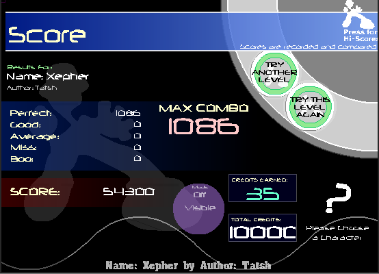 ~Z~ FFR Scores. XepherAAA