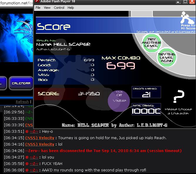 ~Z~ FFR Scores. HELLSCAPERAAA