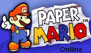 Paper Mario Online