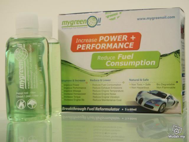 mygreen oil..penjimat minyak berkualiti tinggi.. 0709350681