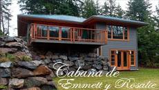 Cabaña De Emmett y Rosse