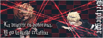 Taller de Firmas y avatar Sebastian/Ogichi/ Nasthar FirmaBelphegor