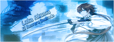 Taller de Firmas y avatar Sebastian/Ogichi/ Nasthar FirmaLuka