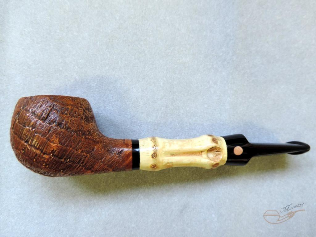 Let's See Some Pics of Your Moretti's! - Page 7 MorettiSandblastedFreehandBambooShank-1_zps1588cc77