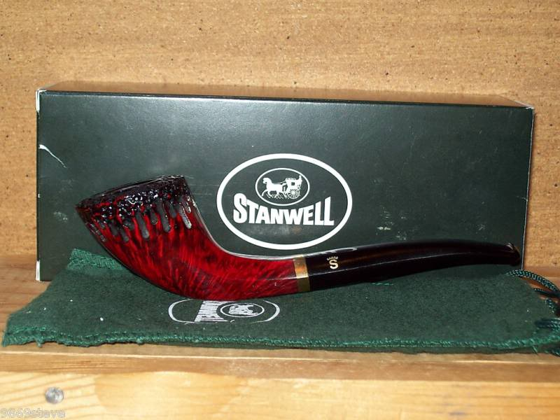 Lets See Pics Of Your First Pipe And Do You Still Have It? Stanwell1