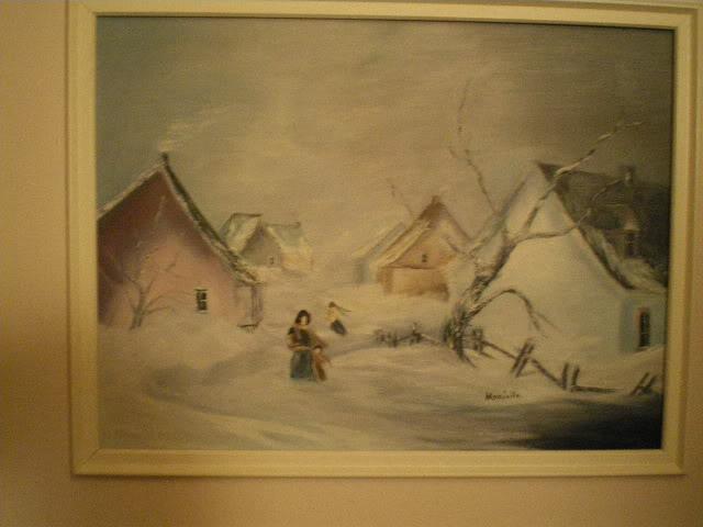 Quelques photos de mes toiles pour Lysi Noeletdiver124