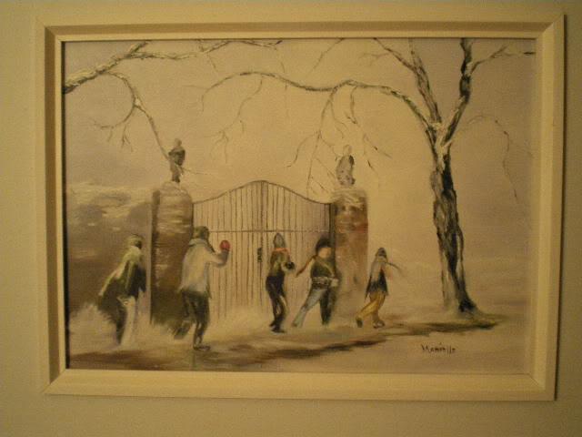 Quelques photos de mes toiles pour Lysi Noeletdiver125