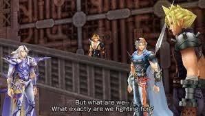 Review:Game:Dissidia: Final Fantasy 837eb623