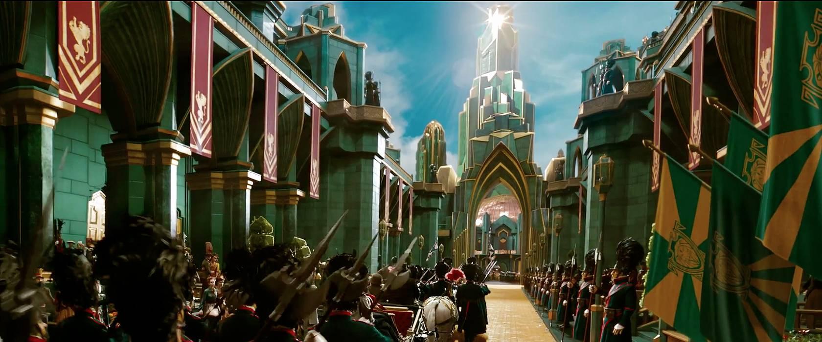 Le Monde Fantastique d'Oz [Disney - 2013] - Page 4 Oz1