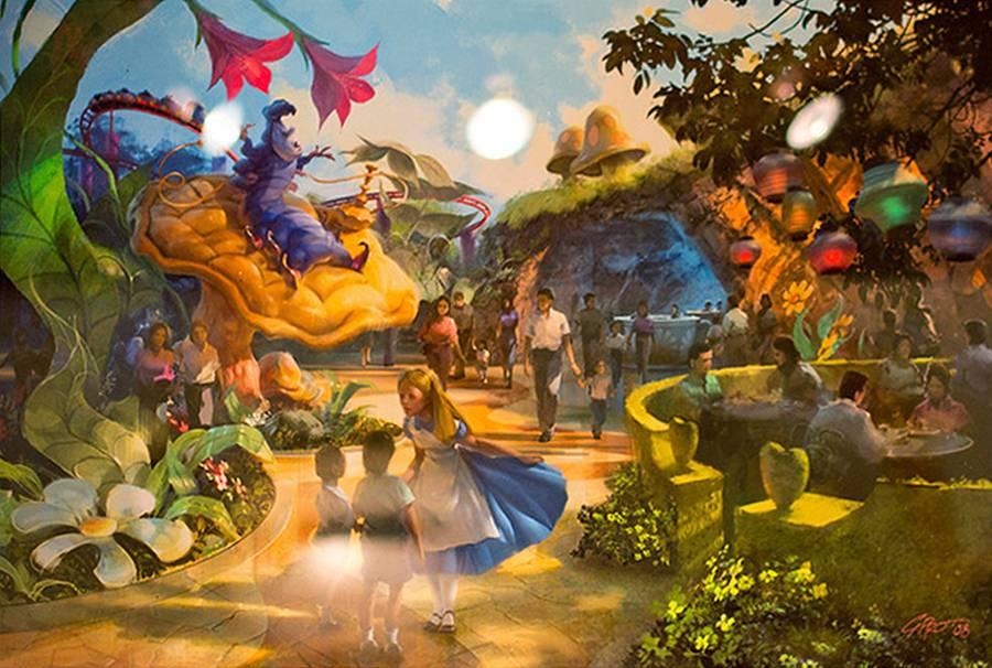 [Tokyo Disney Resort] Plan d'investissement incluant New Fantasyland et nouveau port à Tokyo DisneySea (2014-2024)  - Page 2 Wdwalice3