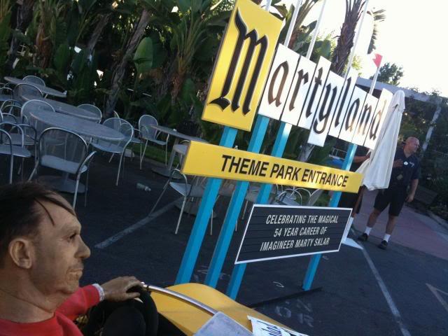 [Disneyland Park] Marty Sklar Disney Legend (fenêtre dédiée sur Main Street + Fête à WDI) IMG_2436