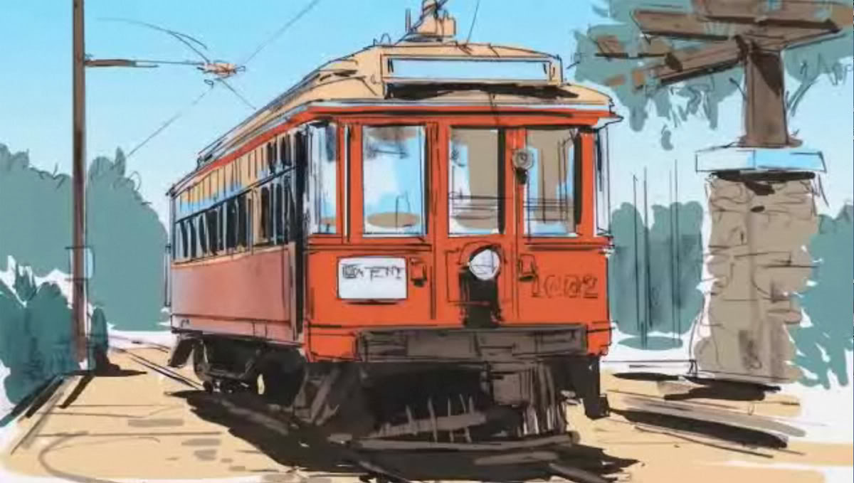 [Disney California Adventure] Placemaking: Pixar Pier, Buena Vista Street, Hollywood Land, Condor Flats E88967f1