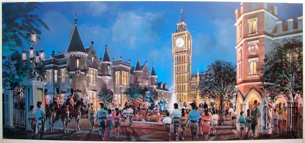 Peter Pan's Neverland, le parc à thème conçu pour Michael Jackson qui n'a jamais existé Neverlandentrancebon