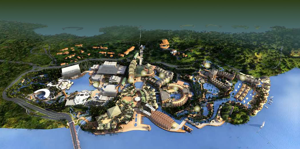[Singapour] Universal Studios Singapore (2010) - Page 2 Usmap3