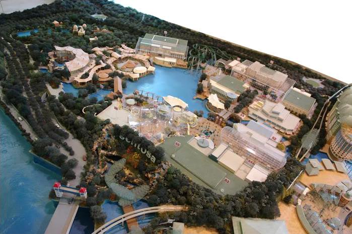 Universal Studios Singapore [Singapour - 2010] - Page 2 Usmodel