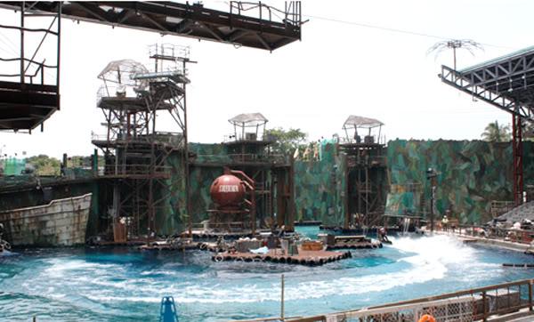 Universal Studios Singapore [Singapour - 2010] - Page 2 Usworks6