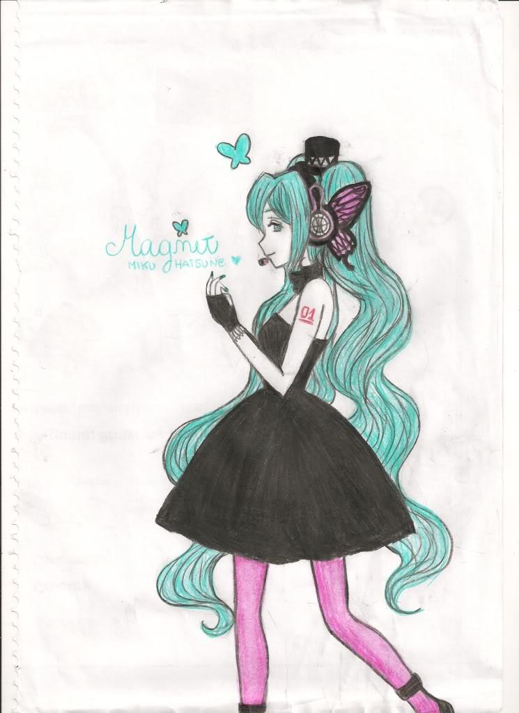   Fan Arts de Vocaloid <3    By Luka ~ Escanear0003