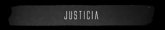 Cultura Feérica Justicia