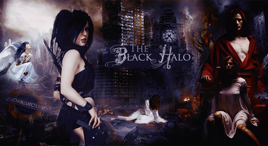 The Black Halo 2.0 (Reapertura) [Normal] Promoimagen
