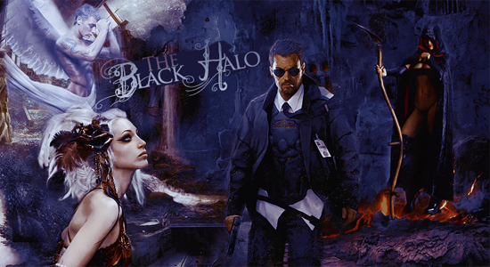 The Black Halo 3.0 [Cambio de Boton - elite] Promologo