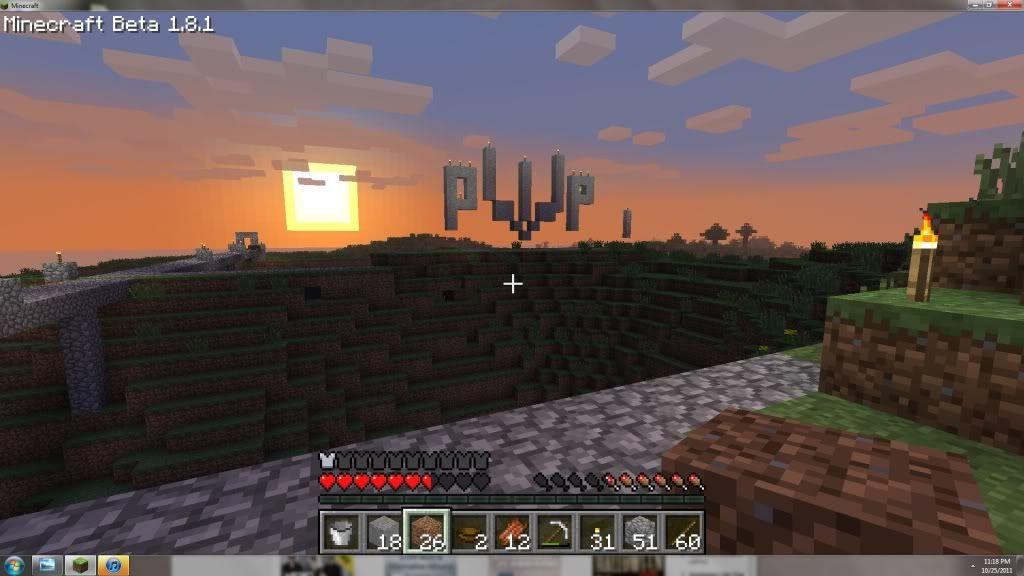Minecraft Server Pwp12