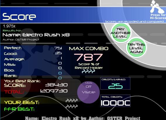 Post your FFR Scores here! - Page 3 ElectroRushx82