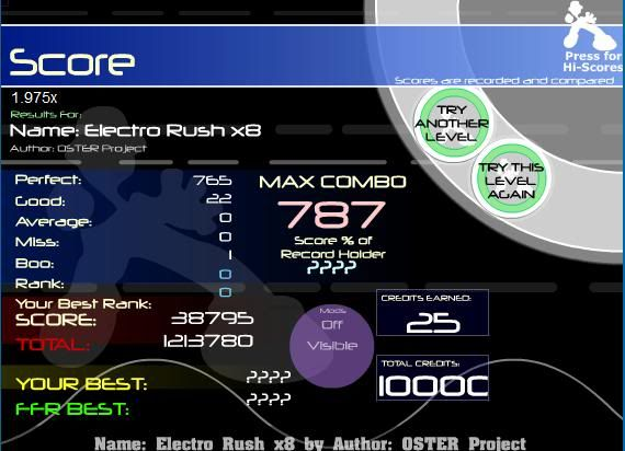 Post your FFR Scores here! - Page 3 ElectroRushx83
