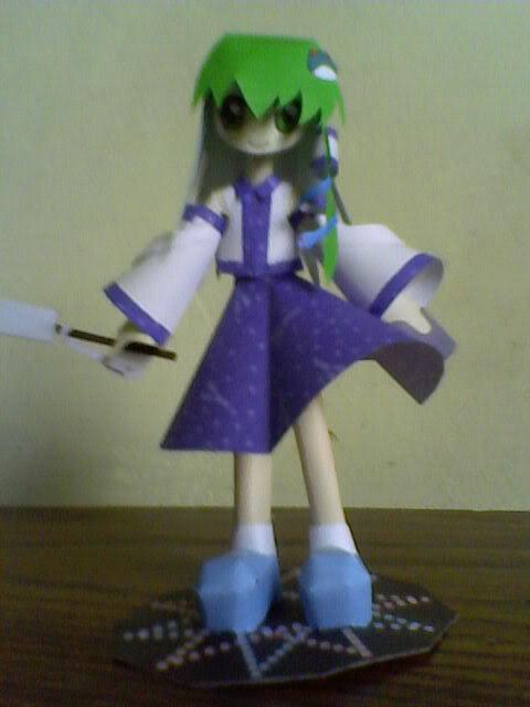 """Touhou Papercraft - Chơi figure kiểu """"con nhà nghèo"""" 24-09-10_143142-1"""