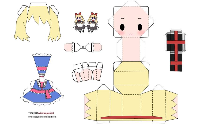 "Touhou Papercraft - Chơi figure kiểu ""con nhà nghèo"" Alice_margatroid_papercraft_by_desubunny-d41c5ba"