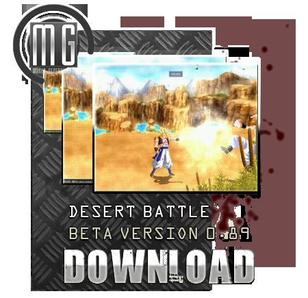 Desert Battle by Crazy Logic B719708c