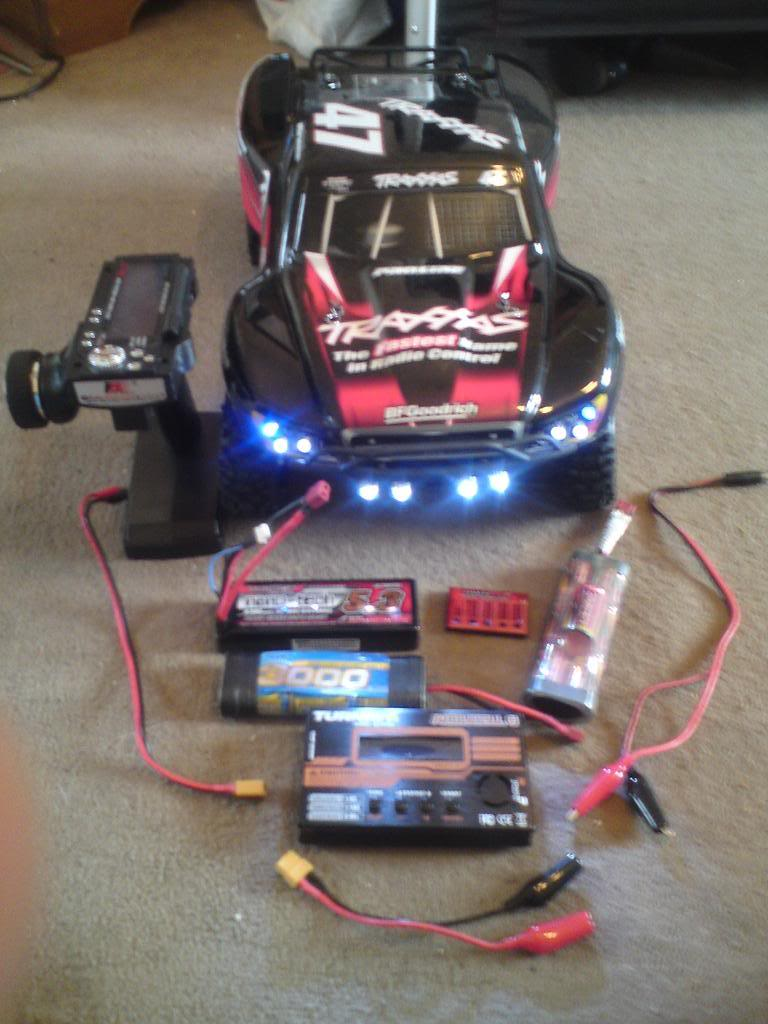 my  brushless 2wd slash  DSC01329-1