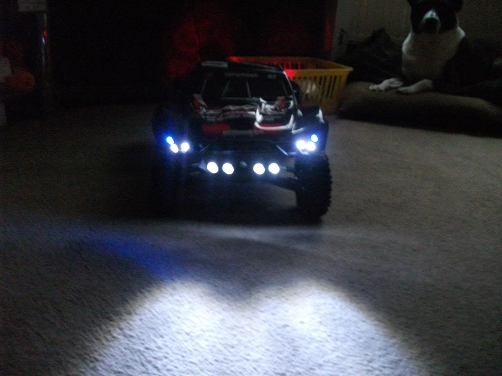my  brushless 2wd slash  DSCF4311