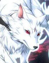 Malty the Wallentine Animewolf1