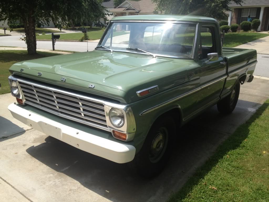 Getting into trucks. 1968 F100 1377372247_zpsde7a04a3