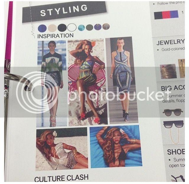 Beyoncé pour H&M Eté 2013 Image-13