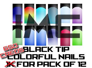 ;;iMC Trends File Sales;; BlackTipNails