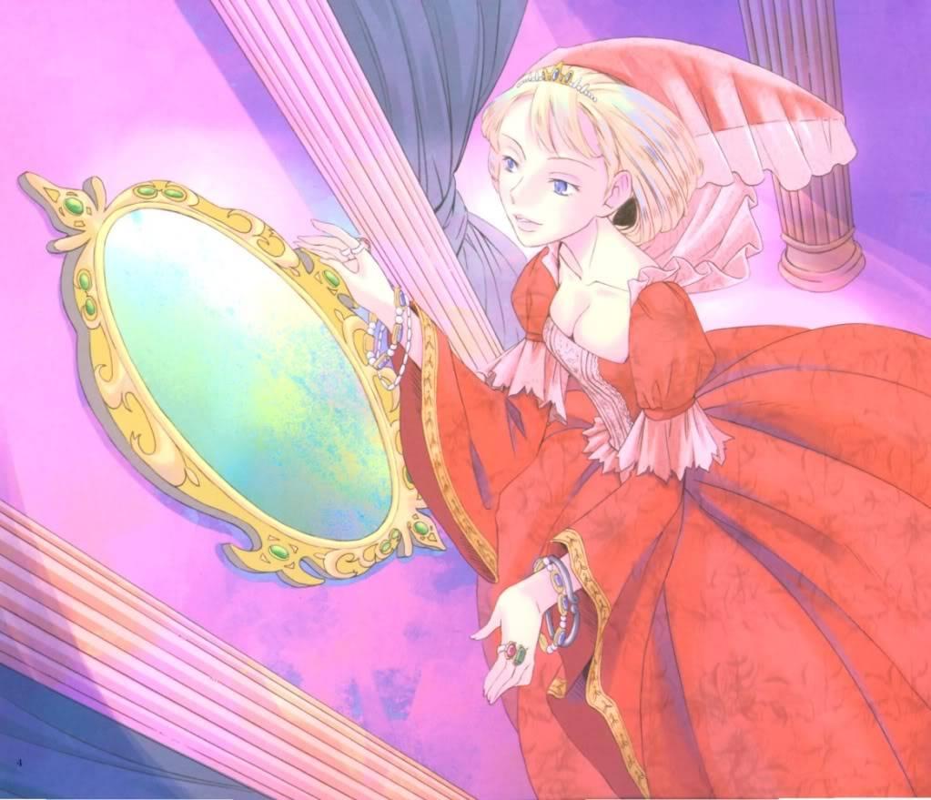 [Non-DC] The POP Wonderland Series -  Shirayuki Hime Moe109904sample