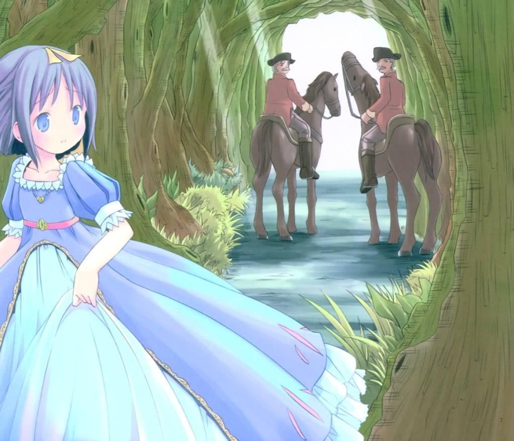 [Non-DC] The POP Wonderland Series -  Shirayuki Hime Moe109905sample