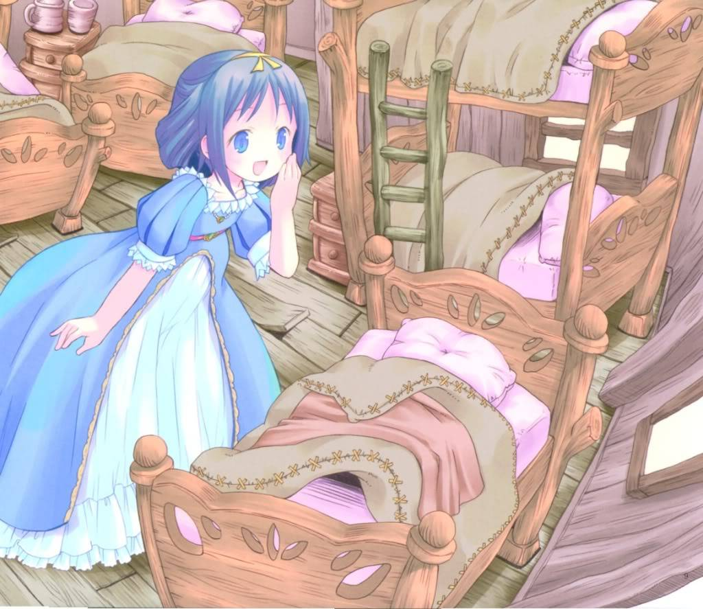 [Non-DC] The POP Wonderland Series -  Shirayuki Hime Moe109906sample