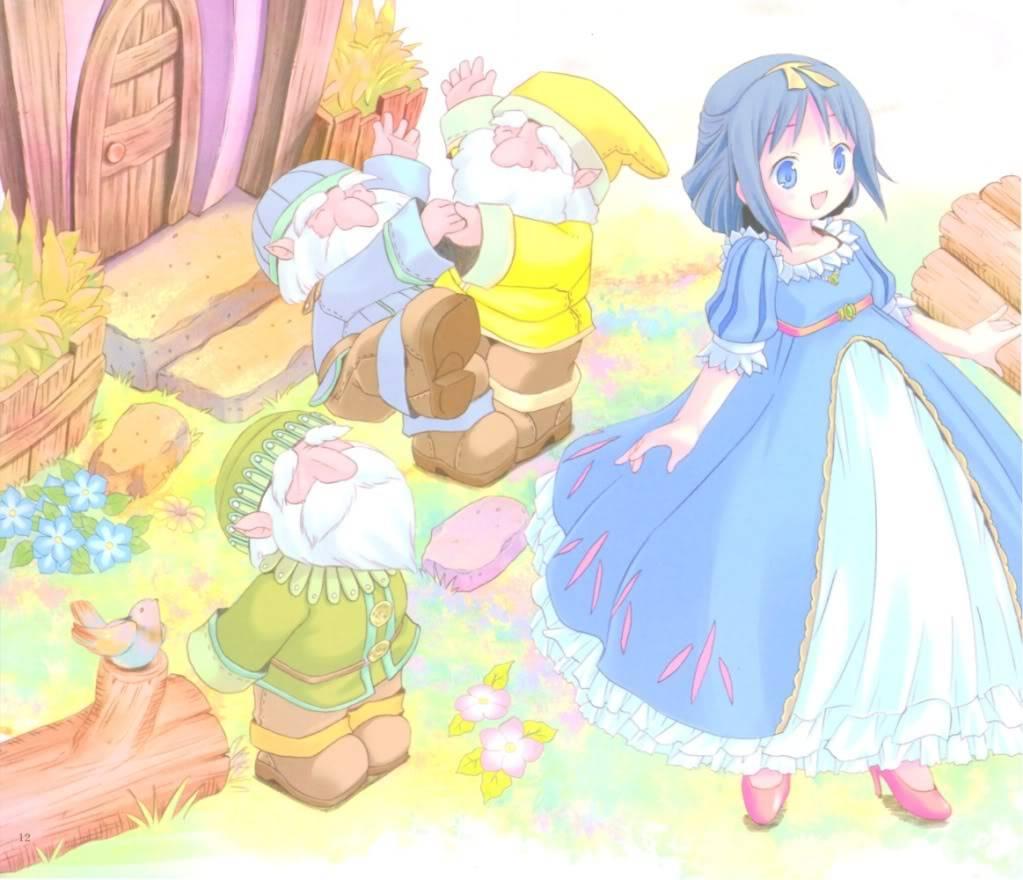 [Non-DC] The POP Wonderland Series -  Shirayuki Hime Moe109908sample