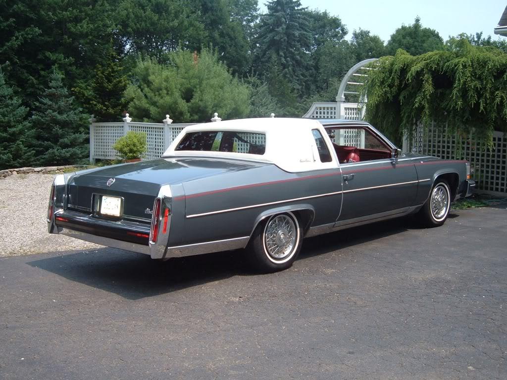 1984 Cadillac Fleetwood Coupé 0e6d29e3