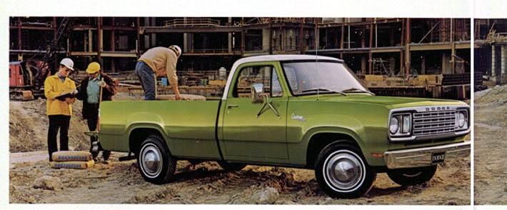 1977 Dodge Pickup Adventurer SE 6b2a87f9